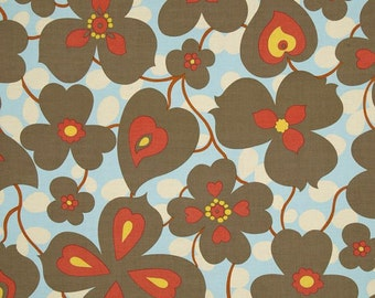 Morning Glory in Linen by Amy Butler - 1 yard
