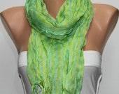 Plaid Scarf Spring Scarf Tartan Scarf Women Shawl Scarf - Cowl Scarf - Women's Fashion Accessories