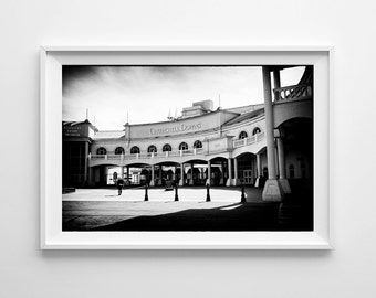 Churchill Downs Kentucky Derby Horse Racing - Louisville Kentucky Black and White Photography - Small and Large Wall Art Prints Available