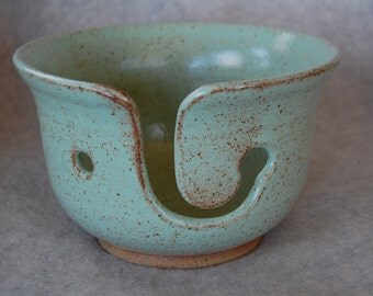Fern Curve Medium Yarn Bowl