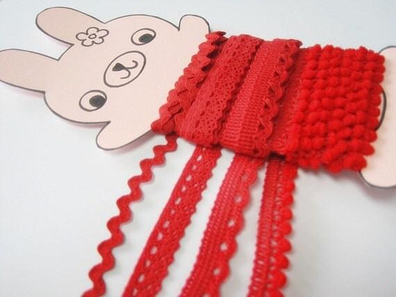 Trim, LaceTrim, Mini Pom Pom Trim, Rick Rack Trim, Crochet Lace Trim ...