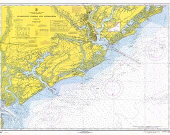Charleston Harbor 1968