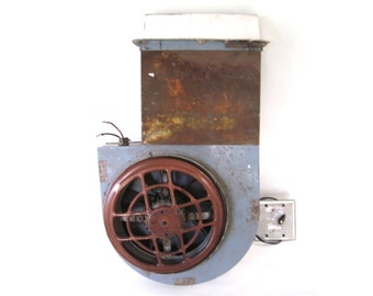 Fasco Kitchen Exhaust Fan Vintage 1940s 1930s 1950s Architectural Salvage Ceiling