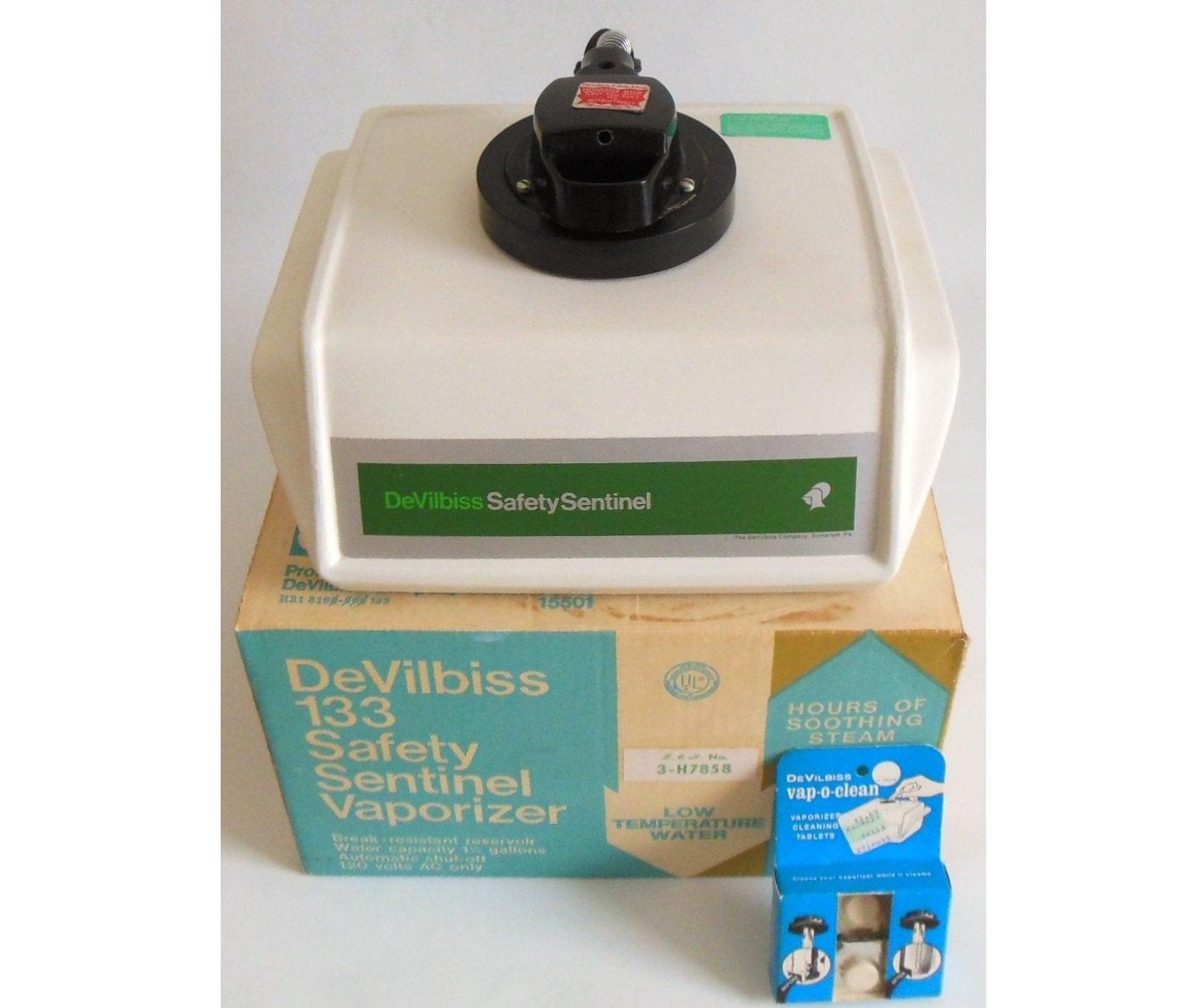 DeVilbiss Vaporizer Humidifier Vintage 1970s by LaurasLastDitch #097CC2