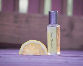 Lemon Poundcake Perfume Oil - 8mL
