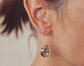 Baby Drop Earrings - Lush Glitter