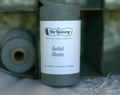 Grey Bakers twine, solid gray bakers twine, twine, grey string, full spool of grey twine