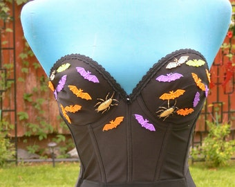 bat corset size 34b