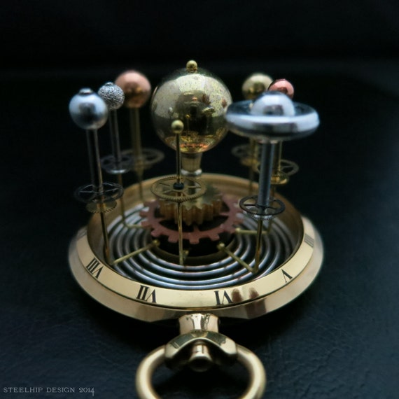 solar system orrery - photo #18