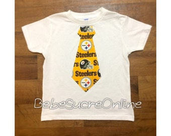 Pittsburgh Steelers Boys Shirt