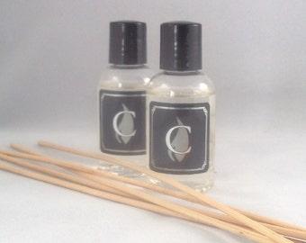 CINNAMON AND BALSAM diffuser oil, 2oz refill