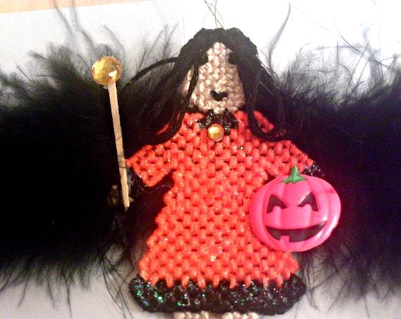 Serena The Gothic Halloween Fairy