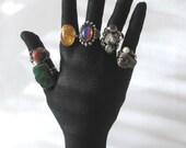 Black Linen Fabric Hand Jewelry Display REGULAR WristStyle HAND-Stand