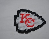 Kansas City Chiefs Logo Magnet