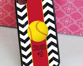 Softball iPhone case, Softball phone cases, Softball iPhone 6 case, Softball phone case, Softball iPhone 5s case, Softball iPhone cases