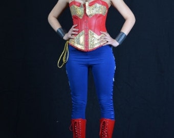Wonder woman Costume created by LOLITA ALONZO