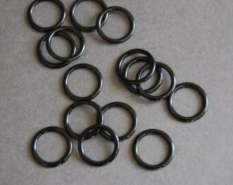 9mm Black Ring