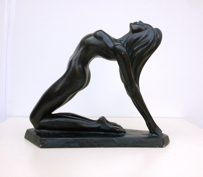 Nude Sculpture / Statue Austin Productions Alexsander Danel