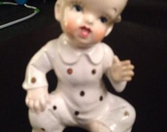 Napco pajama boy figurine