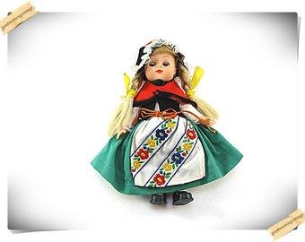 Scandanavian Doll