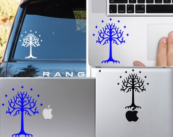 Lord of the Rings inspired Tree of Gondor decal