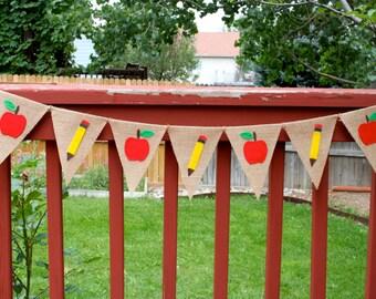 Teacher Gift - Classroom Decor - Teacher Appreciation Gift - Back to School Banner - School Banner - Teacher Banner - Teacher Decor