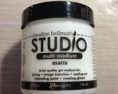 Multi-medium Matte Claudine Hellmuth Studio