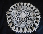 Handmade Crochet Vintage Lace Lot of 2 Sewing Supply Craft Supply #9