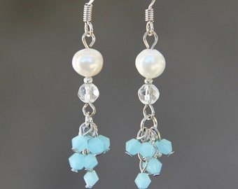 earrings Bridesmaid gifts Free US Shipping handmade Anni designs