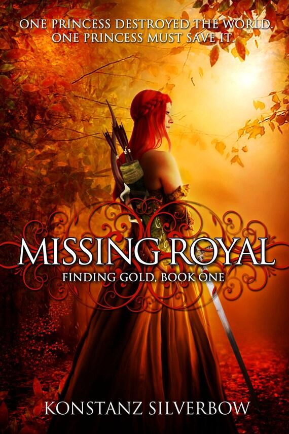 Missing Royal Regular Edition - Paperback