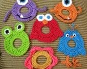Crochet Lens Buddy - BOGO