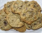 OMG! Chocolate Chip Cookies Homemade Cookies - One Dozen