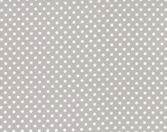Moda - Dottie - Basic Dots Grey