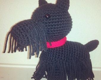 Amigurumi Scottie Dog Pattern : Popular items for dog amigurumi on Etsy