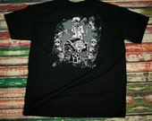 Air Cooled Motor Shirt, Men's Adult Size XL