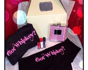 HOLIDAY SWEETHEARTS Gift Box/ Bridal Shower/ Party/B-day Gifts-Gifts Under 50.00-Gift for her