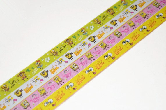 Cute cartoon spongebob origami lucky star paper strips for Lucky star folding