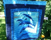 Dolphin Tote Bag -New Sale Price