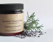 Rosemary & Lavender Body Lotion - Essential Oil Lotion
