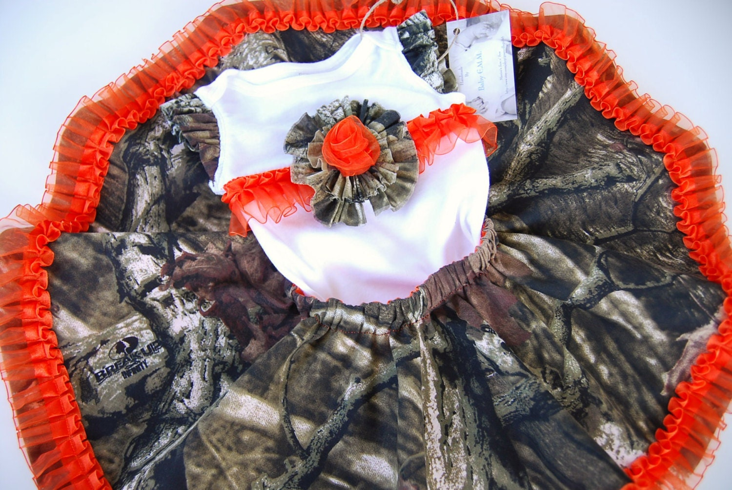 Realtree Mossy Oak Baby Girl Camo by Maxinessewnsew on Etsy