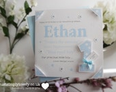 Gorgeous Hand Made Personalised Birthday Card!