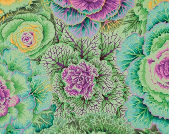 Kaffe Fassett Collective Fall 2013 - Philip Jacobs - Brassica Moss  - 1/2 yard cotton quilt fabric