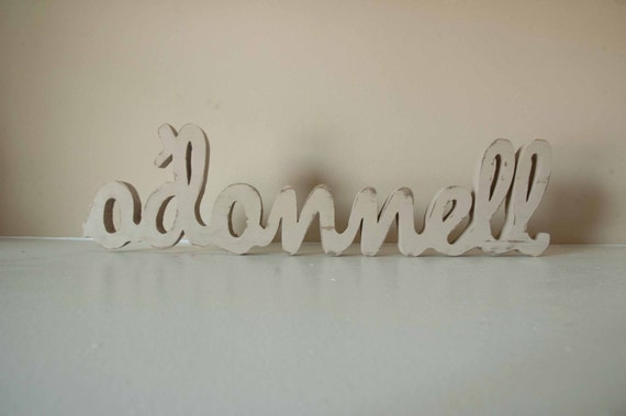 Custom Wedding Gift Last Name Family Name Home Decor