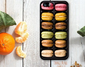 Sugary Sweet Macaroon Case. Available for iPhone 4/4s, 5/5s, 5c, 6/6s or 6+/6s+
