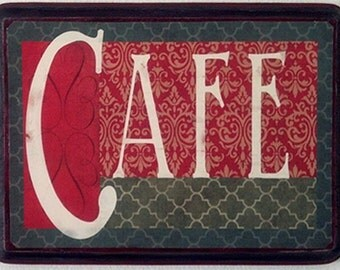 Cafe Wall decor