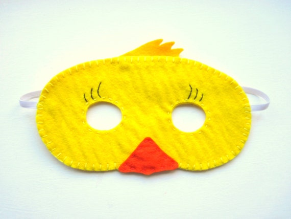 Easter Duck Mask 81