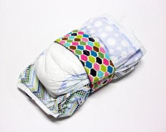 Ornamental Diaper Strap - Roco Beat Ornamental
