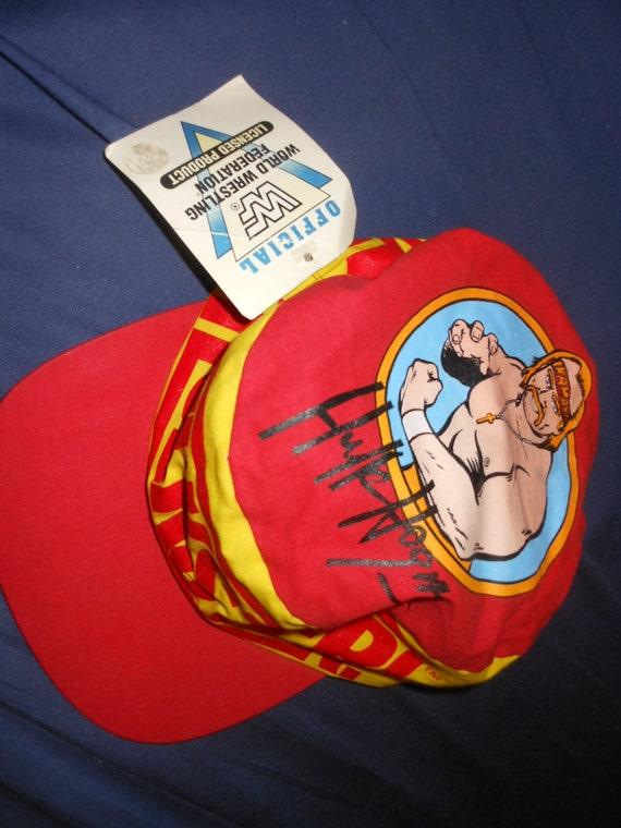 Hulk hogan hat-6138