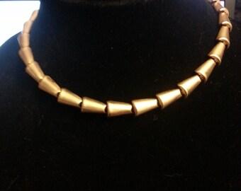 Unique Link Vintage Necklace