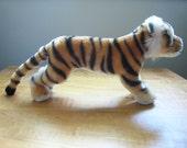 Vintage Steiff Tiger 0900/14